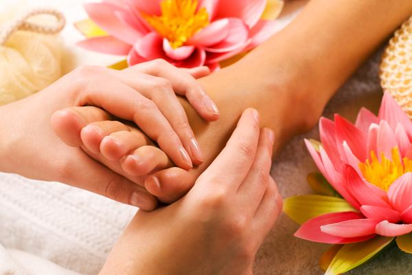 reflexology massage brighton